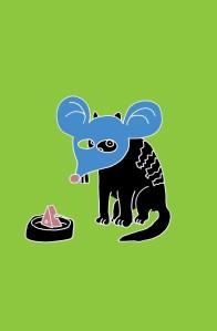 14. Cat Rat